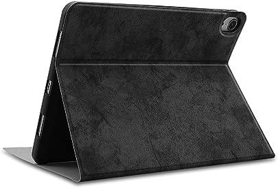 TLfyajJ Schlag drahtlose Bluetooth-Tastatur-Kasten-Abdeckung f r iPad Air 1 2 Pro 9 7 2017 2018 Schwarz Schätzpreis : 37,65 €