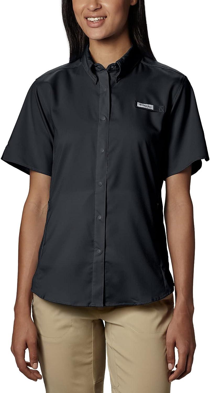 Columbia Women's PFG Tamiami Under blast sales II Gifts UPF Sleeve Short Fishing Shir 40