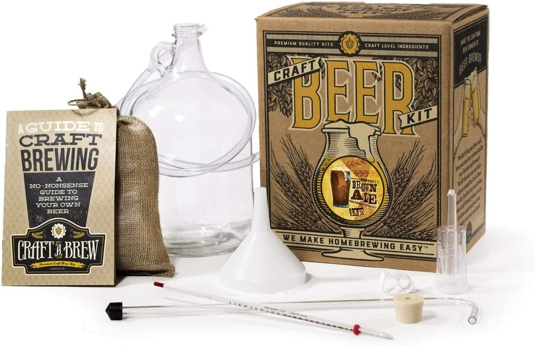 beer kit, brew beer at home on sale, good quality beer, great gift for fathers