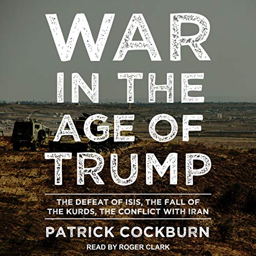 War in the Age of Trump cover art