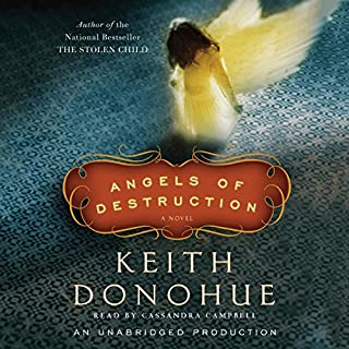 Angels of Destruction audiobook cover art