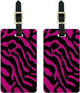Best hot pink zebra suitcase Reviews