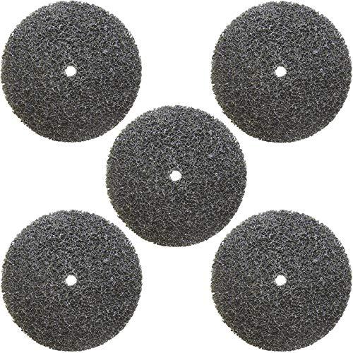 Putzscheibe Polierscheibe Polierkissen verschiedene Größen Nylon VPE 5 Stück, Größe:150 mm