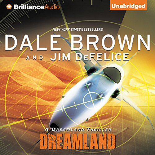 Dreamland audiobook cover art