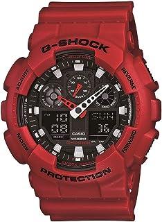 Men's GA-100 XL Series G-Shock Quartz 200M WR Shock Resistant Watch