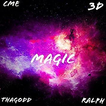 Magic (feat. 3d Ralph)