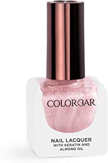 Colorbar Nail Lacquer, Pink Star, 12 ml