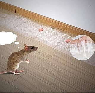Sam4shine 4 Pack Mouse/Rat Sticker Trap(46
