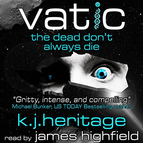 Vatic audiobook cover art