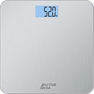 Active Era™ Báscula de Baño Digital Ultrafina con