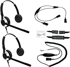 plantronics training headset setup