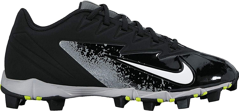 Nike Men's Vapor Ultrafly Keystone Baseball Cleat (Black White Wolf Grey Cool Grey, 6.5)