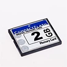 New 2GB Compact Flash Memory Card 2G Compactflash Card Type I digital camera memory card
