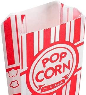 Carnival King Paper Popcorn Bags, 1 oz (100)