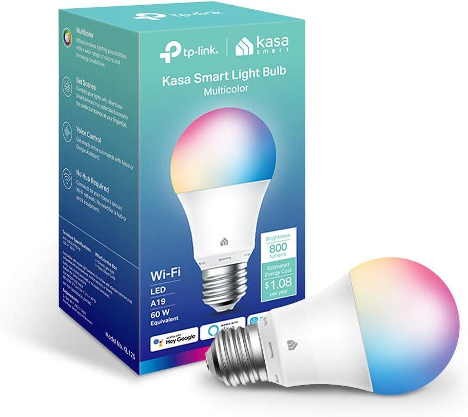 New Kasa Smart Light Bulb