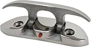 RZX Folding cleat -stainless steel 316 4.5