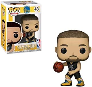 Funko POP! NBA: Warriors - Stephen Curry