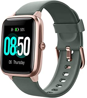 Smart Watch Fitness Tracker Watches for Men Women, Fitness Watch Heart Rate Monitor IP68...