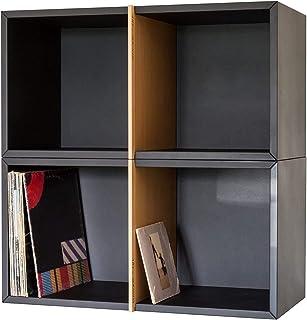 Contenedor 'Musical Box' para vinilos y LPs