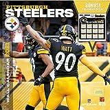 Turner Licensing, 2021 NFL Pittsburgh Steelers Bonus Wall Calendar