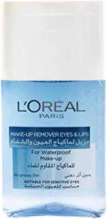 L'oreal Paris Makeup Remover Eyes and Lips For Waterproof Makeup 125ml