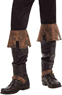 Forum Novelties Men's Renaissance Boot Tops Costume Accessory