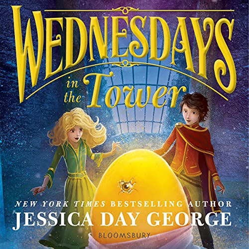 Wednesdays in the Tower cover art