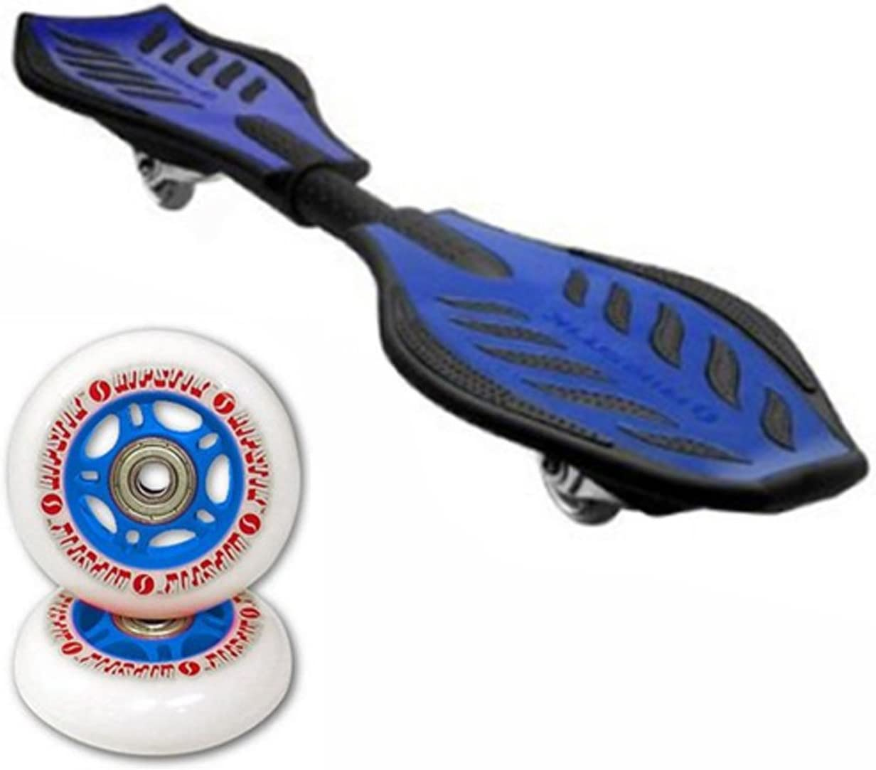 Razor RipStik Max 73% OFF Caster Board Value Wheels Blue Extra With Pack Over item handling ☆