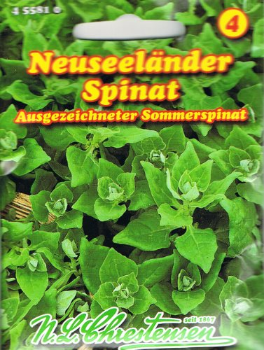 Spinat Neuseeländer (Portion)