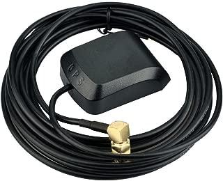 WINGONEER Waterproof GPS Active Antenna 28dB 3 meters SMA port for NEO-6M U-BLOX Arduino Car