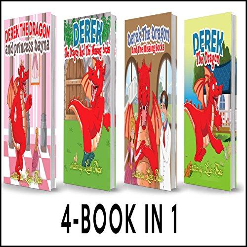 Derek the Dragon Series cover art