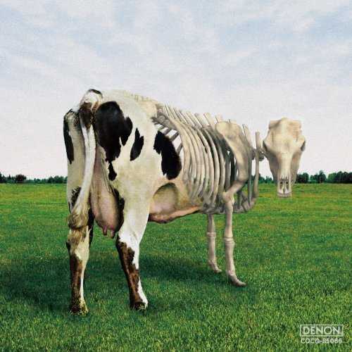 Atom Heart Mother Is on the Edge by Morgaua Quartet