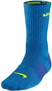 Men's LeBron Cushioned Elite Crew Basketball Socks