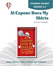 Al Capone Does My Shirts - Student Packet by Novel Units