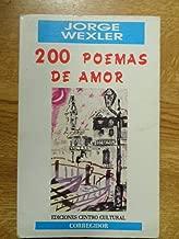 200 poemas de amor (Spanish Edition)