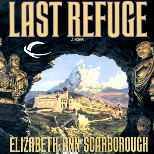 Last Refuge audiobook cover art