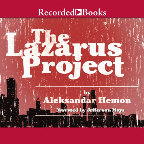 The Lazarus Project cover art