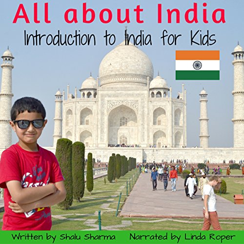 All About India Audiobook By Shalu Sharma cover art