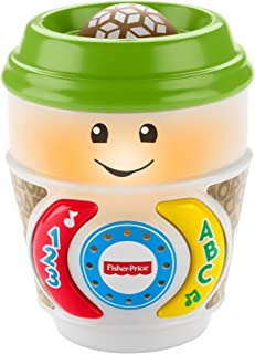 Fisher-Price Laugh & Learn On-The-Glow - Taza de café