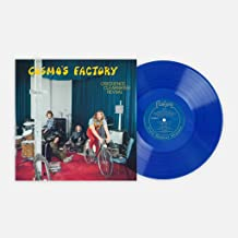 Cosmo's Factory - Exclusive VMP Club Edition Translucent Blue Colored Vinyl LP (Only 750 Copies Pressed Worldwide)