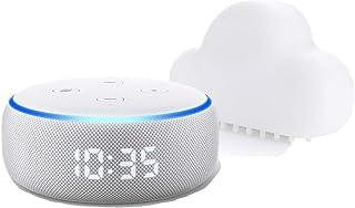 Echo Dot (エコードット)第3世代 - スマートスピーカー時計付き with Alexa、サンドストーン + スイッチボット スマートホーム 学習リモコン Hub Plus