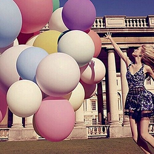 Mark8shop 10 stks 36 Inch Grote Maat Latex Ballon Valentijn Bruiloft Party Decoratie
