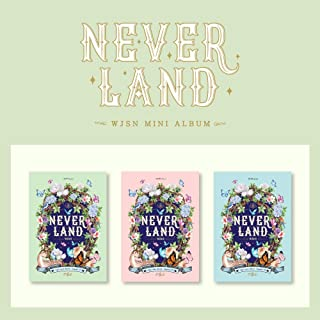 Starship Entertainment WJSN Cosmic Girls - Neverland (8th Mini Album) Album+Pre-Order Benefit+Folded Poster+Extra Photocar...