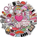 DUOYOU Set für Mädchen, Kosmetika, Graffiti, wasserdicht, Skateboard, Reisekoffer, Telefon,...