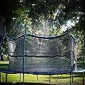 Jasonwell 39 ft Trampoline Sprinkler for Kids
