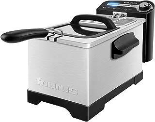 Taurus Professional 3 Plus 973.953 Profesional, 2100 W, 3 kg, Acero Inoxidable