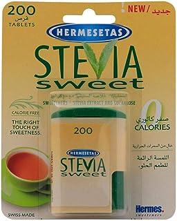 Hermesetas Stevia Sweet Sweeteners Tablets 200's
