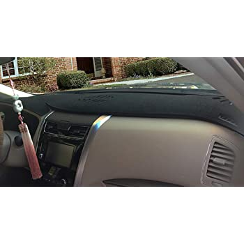 DashMat 1815-01-27 Crystal Blue Dashboard Cover and Protector Covercraft