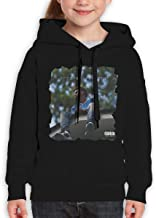AlbertV J Cole 2014 Forest Hills Drive Youth Hoodies Sweatshirt for Boys and Girls Black