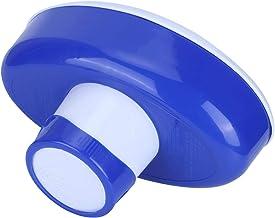 Emoshayoga Accesorios para Piscinas Dispensador de Productos químicos para Piscinas Flotante de 3 Pulgadas para Limpieza de Piscinas